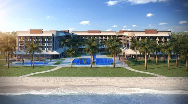 GJP inicia construção do Prodigy Beach Resort Maceió (AL)