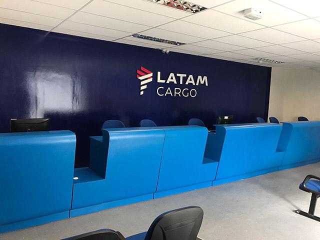 LATAM Cargo Brasil inaugura novo terminal de cargas em Fortaleza