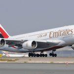 Emirates é considerada a maior companhia aérea internacional