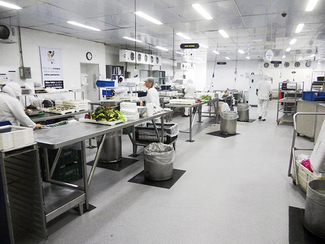 Contaminação Cruzada:  Um dilema das cozinhas profissionais
