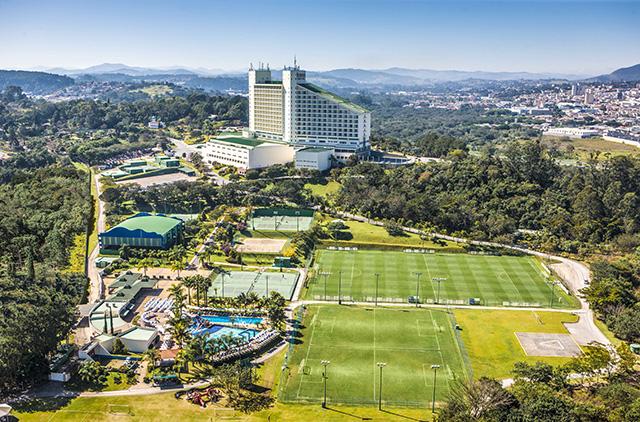 Resorts Bourbon são reconhecidos em categoria máxima pela RCI Brasil
