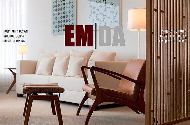 Arquiteto Eduardo Manzano cria a EMDA Studio