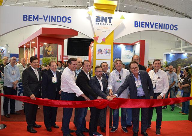 23ª edição da BNT Mercosul tem início em Itajai (SC)