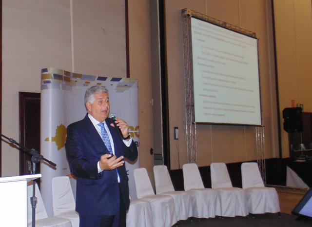 Tendências de investimento imobiliário regem palestra no 15º Encontro da Hotelaria Mineira