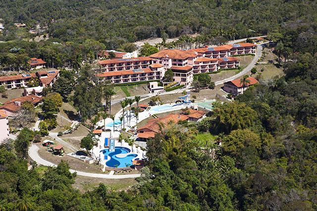 Tauá Resort Caeté promove evento híbrido