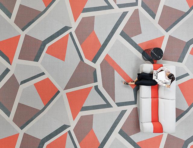 Shaw Contract apresenta nova linha de carpetes modulares