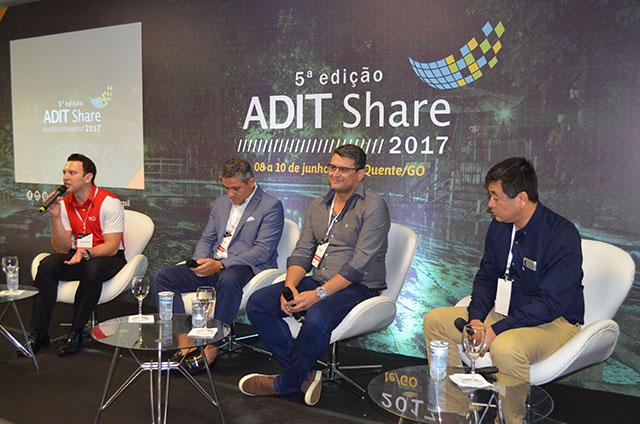 ADIT Share 2017 debateu gestão de talentos da propriedade compartilhada