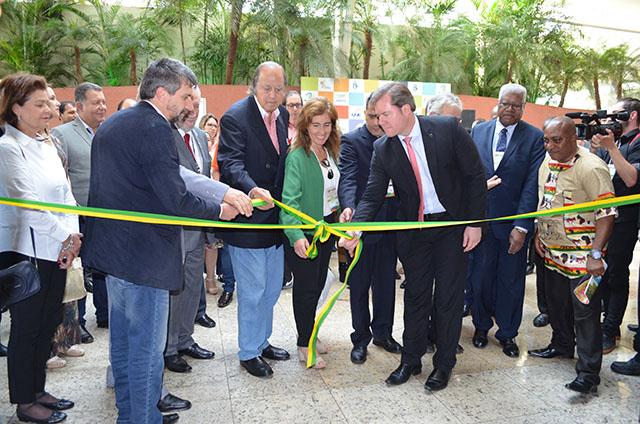 Feira de Turismo e Negócios do Festival das Cataratas 2017 tem inicio em Foz do Iguaçu