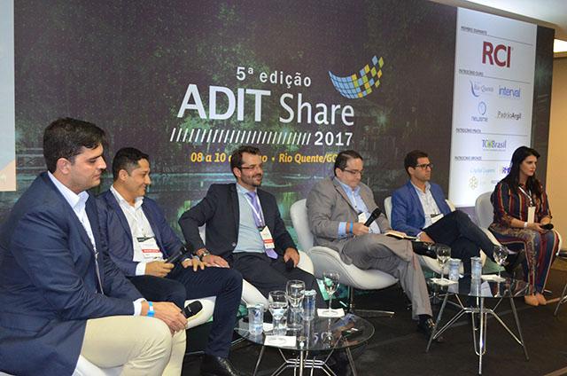 ADIT Share 2017 aponta tendências do mercado de multipropriedades no Brasil