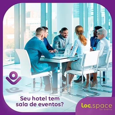 Nova startup de Brasília se destaca como buscador de salas para eventos corporativos