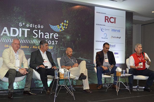 Panorama do Timeshare no Brasil é apresentado no ADIT Share 2017