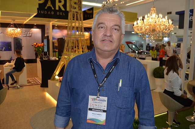 Feira Expo Hotel Cataratas acontecerá em 2018 junto ao Festival das Cataratas
