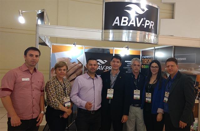 ABAV/PR participa do Festival das Cataratas, em Foz do Iguaçu (PR)