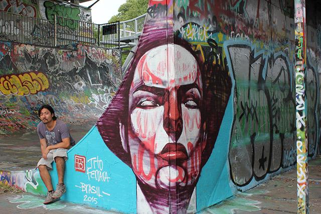 Grafitti é o destaque da próxima exposição no Canvas Bar & Restaurante