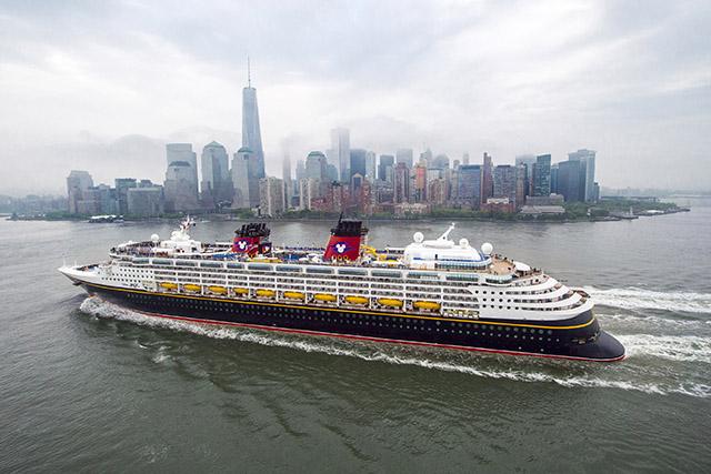 Disney Cruise Line anuncia novos navios