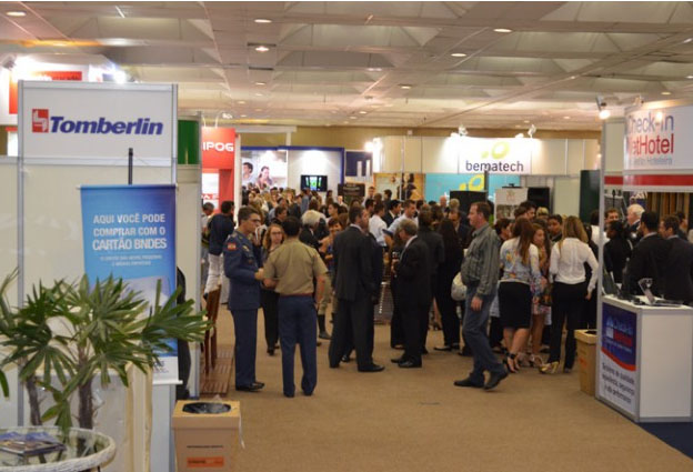 Tradicionais fornecedores da hotelaria já confirmaram presença na feira Exprotel