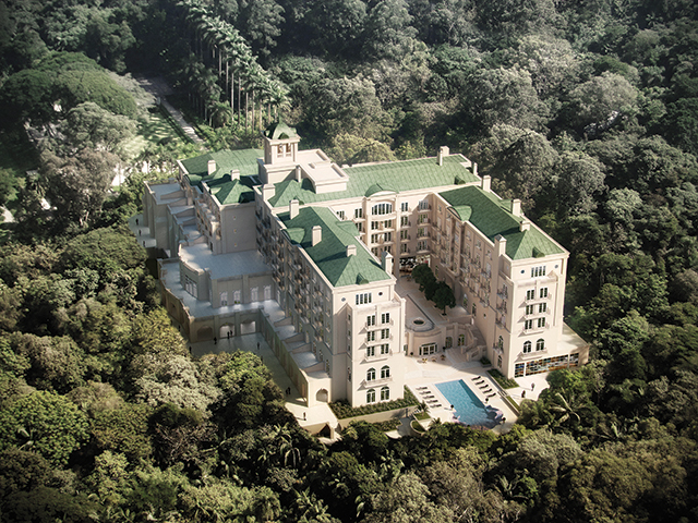 Palácio Tangará:  hotel cinco estrelas  que acaba de entrar em operação em São Paulo
