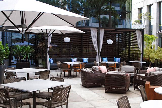 Chef Rodrigo Oliveira é convidado especial do happy hour do Hilton Morumbi (SP)