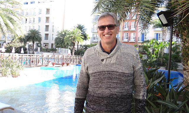 Paulão do vôlei palestrará no 8º Simpósio de Governança Hoteleira do Encatho
