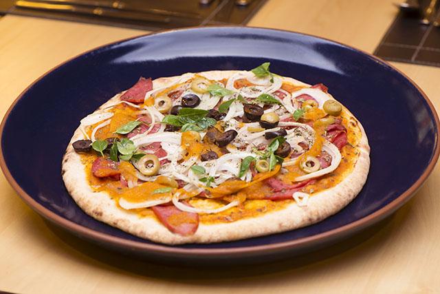 Hotéis Novotel acrescentam pizzas aos seus cardápios de room service