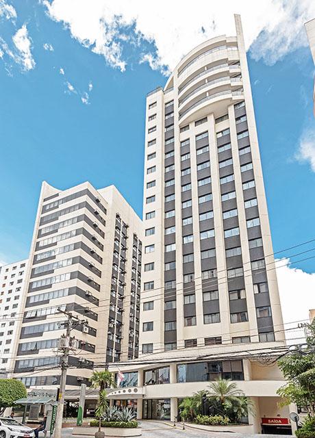 Slaviero Hotéis converte unidade da Atlantica Hotels na capital paulista