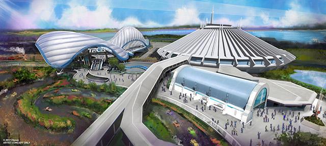 Walt Disney Parks and Resorts anuncia novas atrações nos parques temáticos