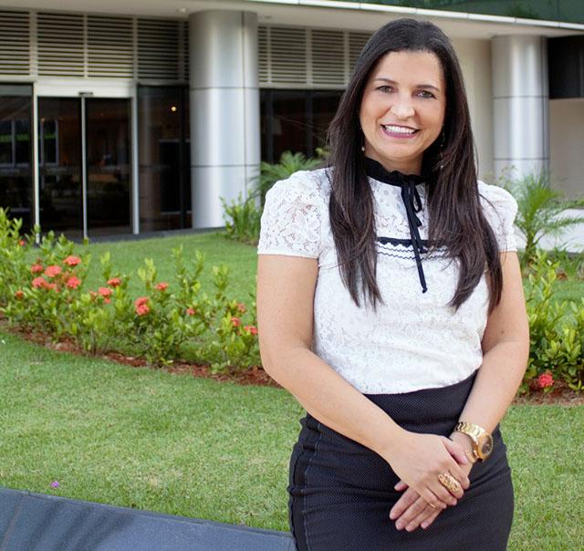 Wanderléa Trajano assume gerência do Athos Bulcão Hplus Executive (DF)