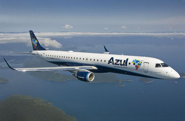 Azul estreia voos diretos para Jericoacoara (CE)