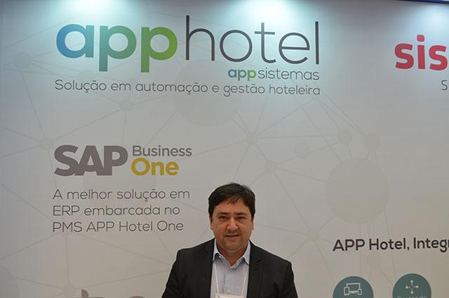APP Sistemas participa da 30ª edição do Encatho & Exprotel