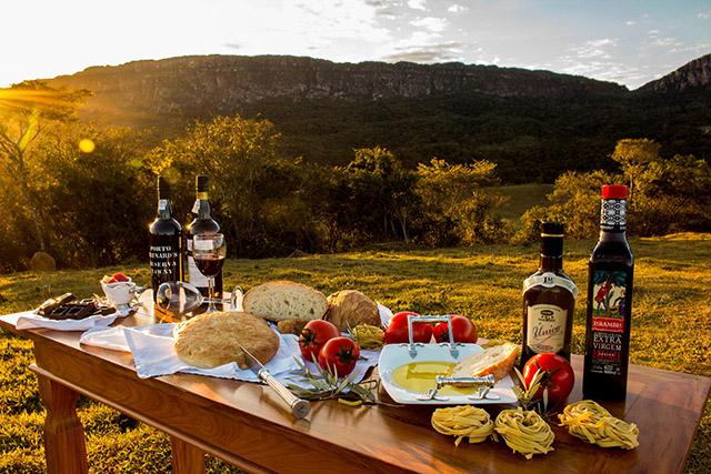 Aromas da Montanha (MG) promove degustação com influência mediterrânea