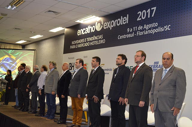 30º Encatho & Exprotel é aberto na capital catarinense
