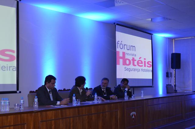 Fórum de Segurança Hoteleira Revista Hotéis aborda segurança da informação