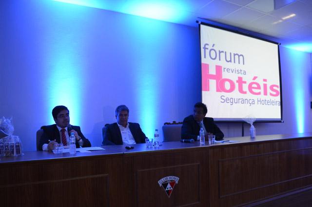 Investimento em Segurança é tema de painel no Fórum de Segurança Hoteleira