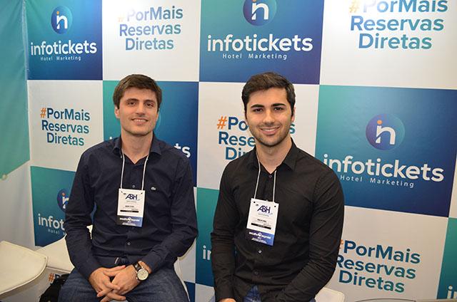 Infotickets apresenta soluções de marketing hoteleiro na Encatho & Exprotel 2017