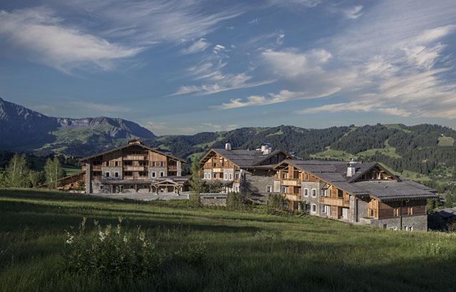 Four Seasons Megève já recebe reservas para o mês de inauguração