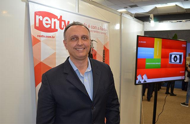 Rentv lança locação de equipamentos de CFTV na 30ª edição do Encatho & Exprotel