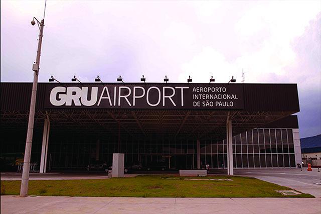 GRU Airport terá o primeiro hangar da American Airlines fora dos Estados Unidos