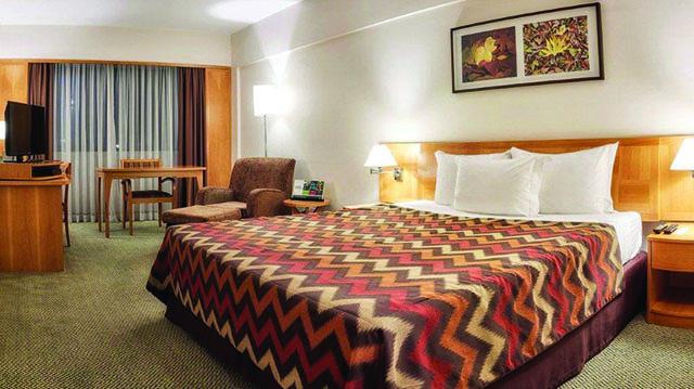 Bourbon Alphaville oferece estrutura para hospedagens Long Stay