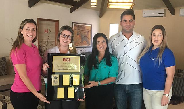 RCI entrega Silver Crown ao Cana Brava All Inclusive Resort