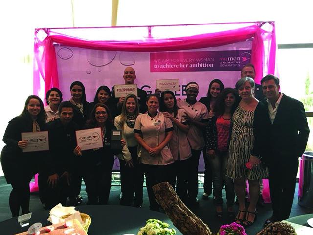 AccorHotels e Fundação Laço Rosa unidas em prol da saúde da mulher