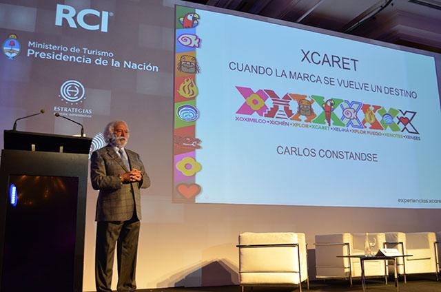 Destino Xcaret no México é apresentado na 5ª edição do LASOS