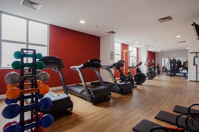 Comfort Suites e Radisson Alphaville renovam Fitness Center