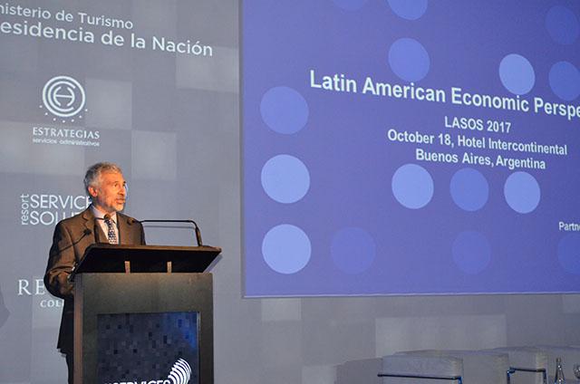 Perspectivas econômicas para América Latina são apresentadas no LASOS