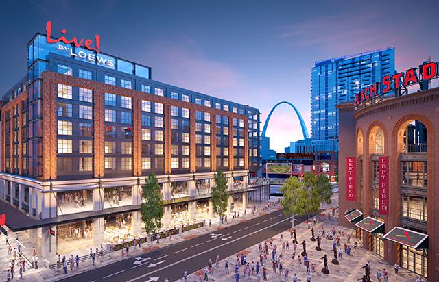 Loews Hotels & Co anuncia 1ª propriedade em St. Louis, Missouri (EUA)