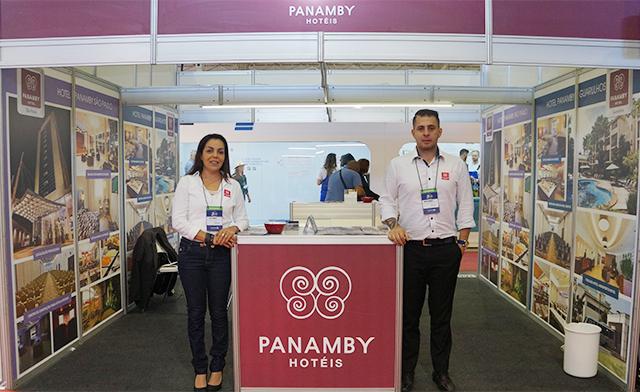 Reformas em São Paulo e Guarulhos foram as novidades da Panamby Hotéis no Festuris