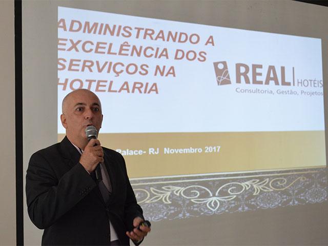Desafios da hotelaria são debatidos no 3º Encontro Nacional de Gestão e Hospitalidade