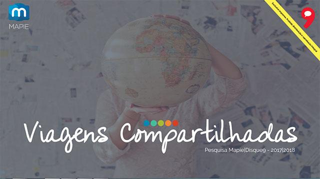 Mapie Consultoria lança pesquisa sobre viagens compartilhadas