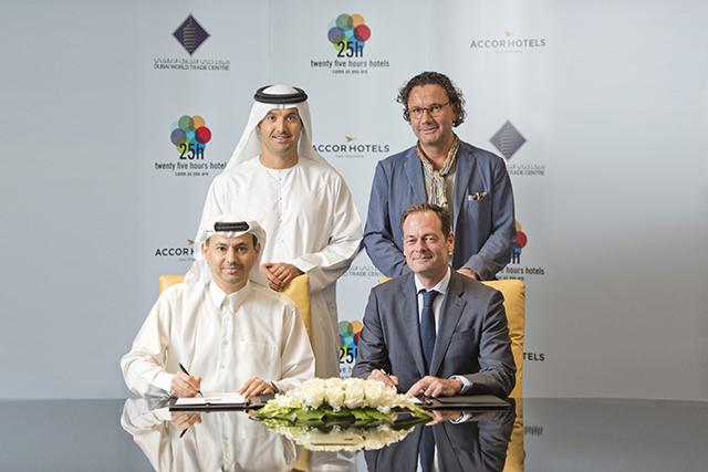 AccorHotel lança o primeiro 25hours hotel no Oriente Médio