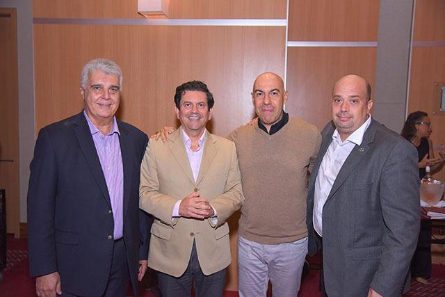ABIH/RJ e Rio CVB promovem premiação no hotel Rio Othon Palace