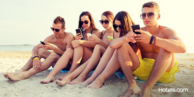 Estudo da Hoteis.com detecta tendência de viagem da geração Millennial